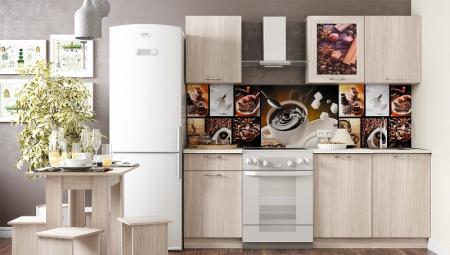 Кухонный гарнитур Легенда 16 (1,5 м)