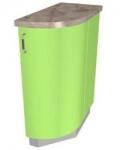 Тумба НУЗ-320 1 дверь R Размер 320x600-550x850