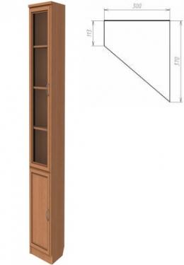 Шкаф для книг 209