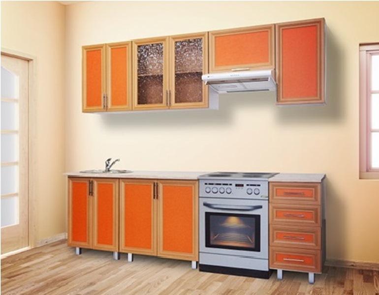 Кухня Леон Бук оранж