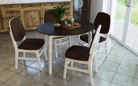 Стол Персей + 4 стула