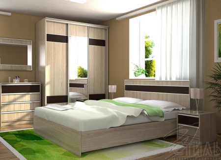 Комплект мебели для спальни РИО 1