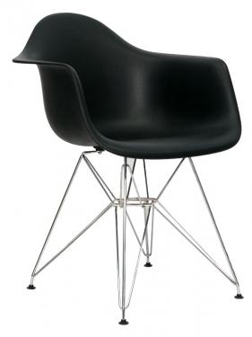 Кресло EAMES черное