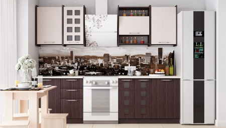 Кухонный гарнитур Легенда 19 (2 м)