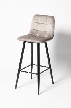 Барный стул UDC 8078 темно-бежевый
