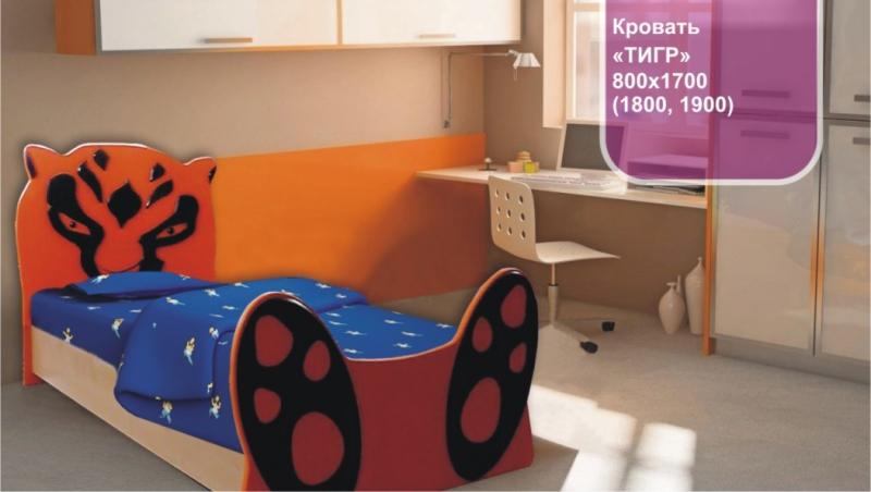 Кровать Тигр МДФ