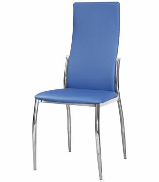 Стул В-610 голубой