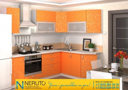 Кухонный гарнитур Дина 3,6 м