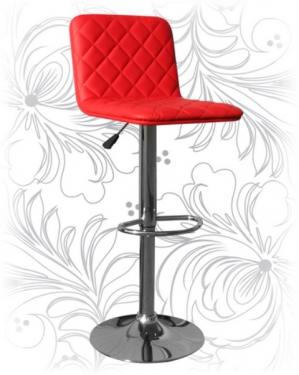 Барный стул 5003 красный