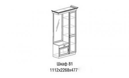 Шкаф 81