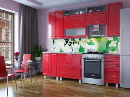 Кухонный гарнитур Мария рубин модерн