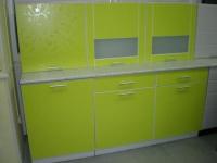 Кухонный гарнитур Венеция лайм 1,8 м