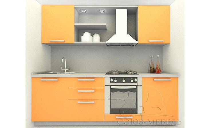 Кухня Оранж 2400