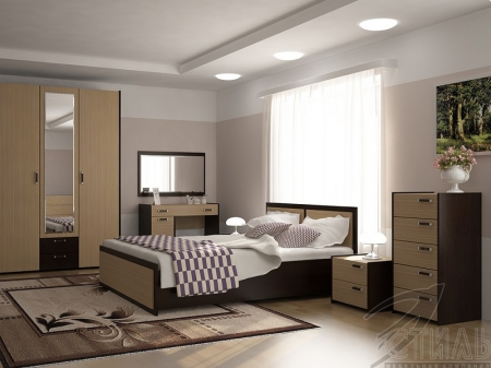 Мебель для спальни Венеция