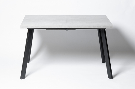 Стол Хагенс 1200(1600) бетон раздвижной
