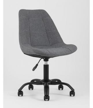 Кресло Гирос серое