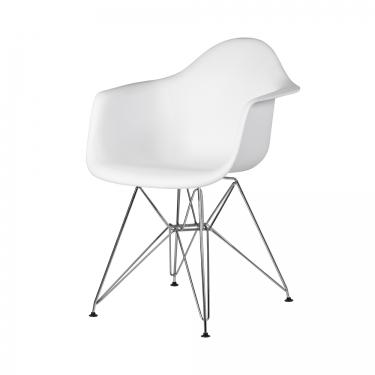 Кресло SC-002A белый